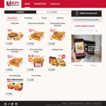 Pockett Bandito for $1.10 (U.P. $5.30) at KFC Delivery