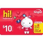Singtel eTop Ups w/15% Bonus Credit: $11.5 Credit for $9.2, $23 Credit for $18.4 & $57.4 Credit for $47.5 from eLoad.SG @ Shopee