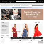 Extra 30% off Fashion Favourites at Zalora