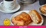 Signature Large Puff for $2 (U.P. $2.60) at Kopi & Tarts via Fave [previously Groupon]