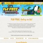 Free Entry for Local Residents at Jurong Bird Park