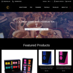 20% off on Orders over US $50 + Free Shipping @ ICI Tea