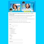 Free Biore UV Aqua Rich Watery Essence SPF 50+ PA++++ 15ml Sample Delivered from Kao