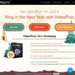 [PC, Mac] VideoProc V4.1 Full License for $0 (Normally $78.90)
