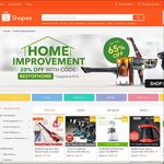 20% off Selected Items in The Home Improvement Category at Shopee