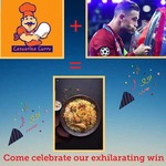 Free Chicken Biryani at Casuarina Curry for Customers Wear Any Football Club Jersey