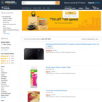 Amazon SG: $10 off ($40 Min Spend) for New Customers