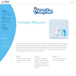Free Diaper Sample Delivered from MamyPoko