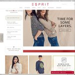 Esprit - Spend $100, Save $20 or Spend $150, Save $50
