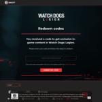 Watch Dogs Legion - Vanoss Skin (All Platforms) - Free @ Ubisoft