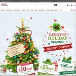 $10 off $200, $25 off $350, $65 off $600 Spend at iShopChangi