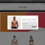 Calvin Klein 12.12 Online Event - T-Shirts at $12