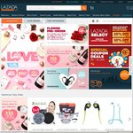 Lazada - 15% off (New Customers) or 12% off (Existing Customers) Sitewide