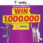 Win 1,000,000 LinkPoints from Unity Pharmacy/NTUC Health