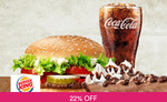 Whopper Burger with Hershey's Sundae Pie and Coke for $10 (U.P. $12.80) at Burger King