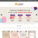 30% off National Day Bundles at The Soup Spoon