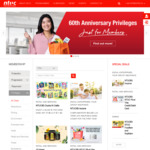 $6 for 6-Month Subscription (U.p. $59.40) of CATCHPLAY+ for NTUC Union Members New