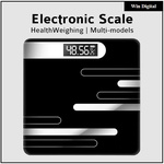 Electronic Weighing Scale $5.90 + $1.99 Delivery @ Win Digital via Qoo10