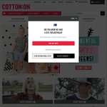 Cotton On 11.11 Singles Day Offer - 40% off Sitewide (Full Priced Items Only)