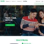 50% off Grab Rides (Citibank Cards)