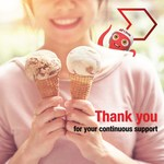 Free Ice Cream and Cookies from CIMB (Raffles Place & Orchard)