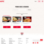 1 for 1 Zinger Burgers [DBS/POSB Credit/Debit Cards] @ KFC