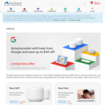 Up to $40 off Google products from Hachi