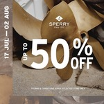 Up to 50% off Sperry at Royal Sporting House