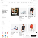 Extra 40% off Basketball Styles at Nike