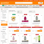 Buy 1 Get 1 Free on Selected Healthy Beauty Products at Guardian