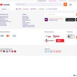 $5 off ($60 Min Spend) Sitewide at Lazada [via App]