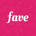 5% Cashback on eCards at Fave
