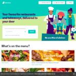 $5 off Min Spend $30 on Selected Japanese Restaurants [Deliveroo]