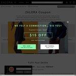 13% off Sitewide at Zalora ($120 Minimum Spend)