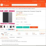 Xiaomi 10000mAh Power Bank 2 for $11.60 (New Customers) or $18.60 Delivered (Existing Customers) from jetrading at Shopee