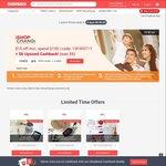 $15 Off $100 Minimum Spend at iShopChangi (+$6 Cashback via Shopback)
