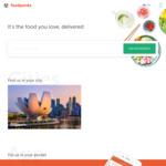 $15 off at foodpanda ($30 Minimum Spend, New Customers, Singtel Dash)
