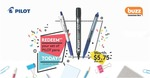 Free Set of Pilot Pens (Worth $5.75) from Buzz Convenience Store (Selected Stores)