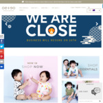 20% off Oeteo Babies/Kids and Nursing Clothes