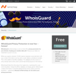 Domains with Namecheap Now Include FREE WhoisGuard Privacy Protection (Was USD $2.99/Year) @ Namecheap