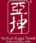 Free $2 Cash Voucher When Spending Over $10 at Ya Kun Kaya Toast (Safra)