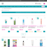 25% off ($38 Min Spend) at Watsons [Members]