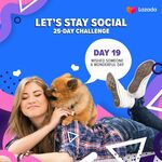 Win a $10 Lazada Voucher from Lazada