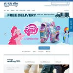 30% or 40% Off Storewide at Stride Rite