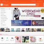 $7 off Min. Spend $15 Storewide for New Customers at Shopee