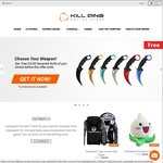 15% Discount on all products + Free Shipping (No Minimum Spend) @Kill Ping Online Store