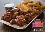 Free Delivery at Wing Zone via Deliveroo