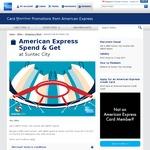 Spend $350 at Suntec City and Get a $50 Suntec City Voucher (American Express Cards)
