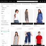 30% off Selected Styles at Zalora (Plus Extra 12% off with Google Pay)