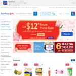FairPrice On Chinese New Year Offer: Spend $120/$240 and Get $12/$24 off a Future Order